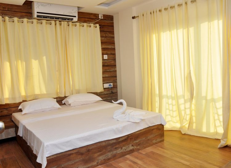 Ac Rooms In Luxury Hotel New Digha Check In At Hotel